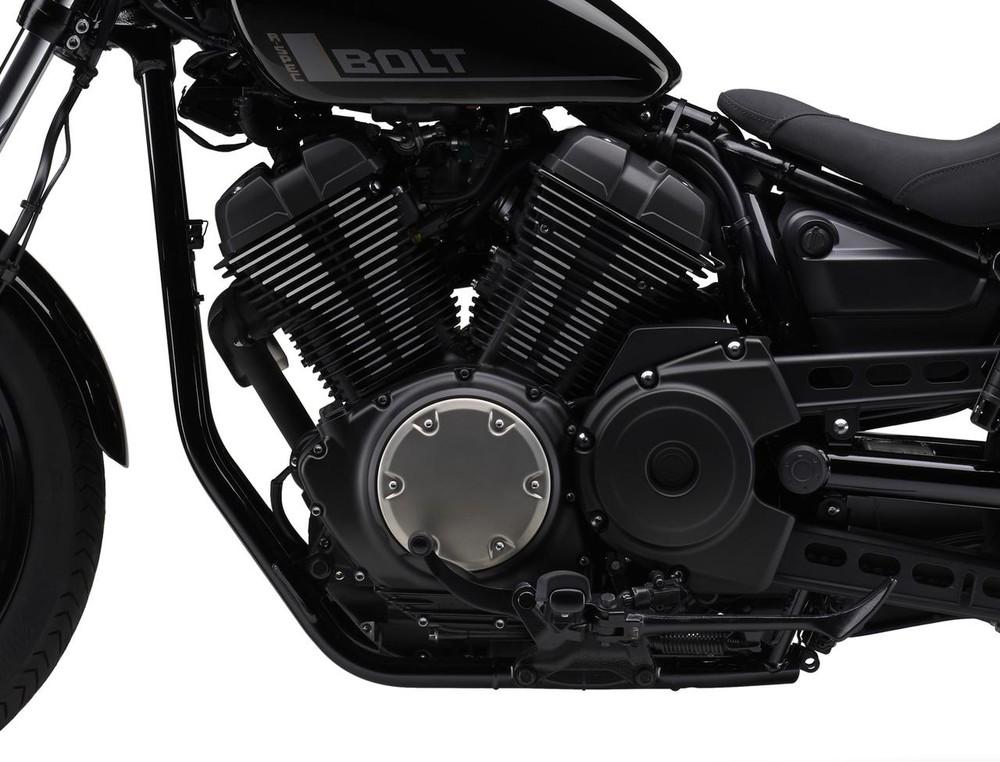 Khối động cơ V-Twin của Yamaha Bolt R