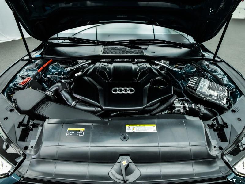 Động cơ của Audi A7L 2021