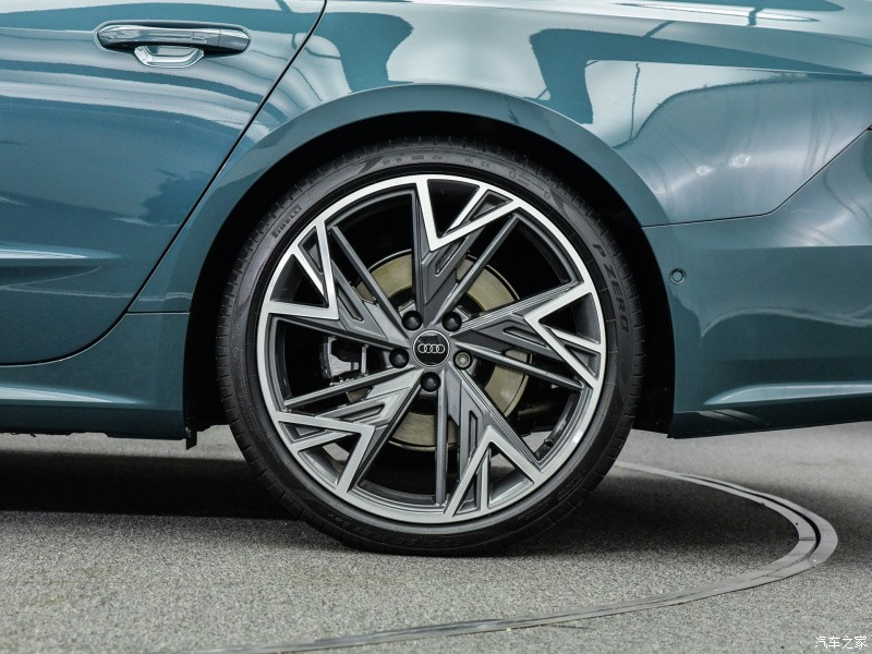 Vành la-zăng của Audi A7L 2021