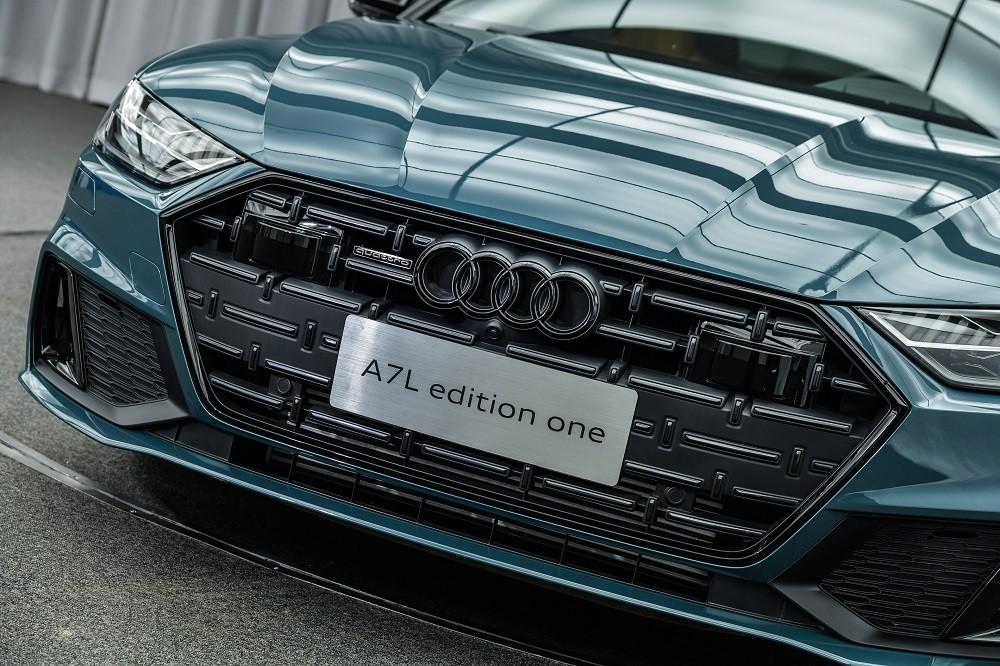 Audi A7L 2021 có hệ thống treo khí nén chủ động