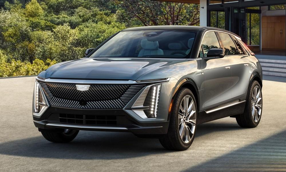 Cadillac Lyriq 2023 trình làng tại thị trường Mỹ