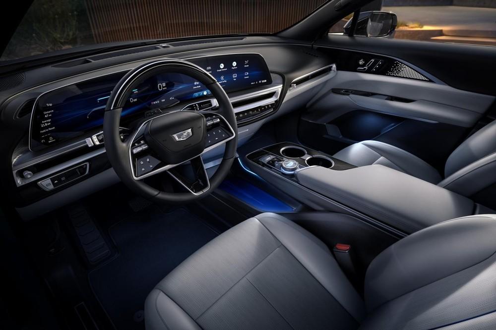 Màn hình 33 inch của Cadillac Lyriq 2023
