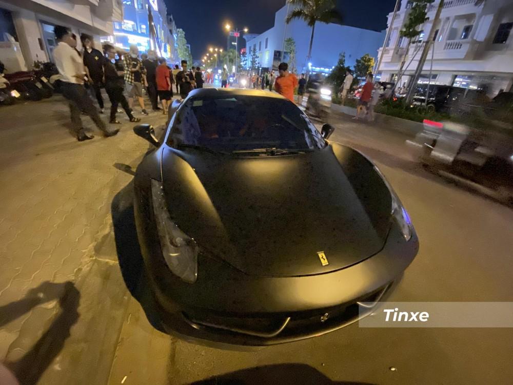 Dòng siêu xe Ferrari 458 Italia có hơn 10 chiếc tại Việt Nam