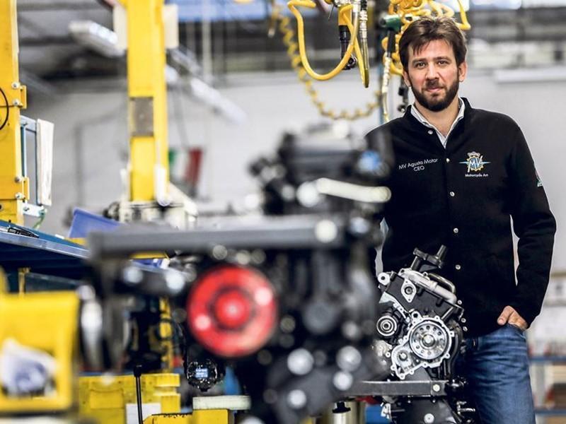 Timur Sardarov - CEO MV Agusta