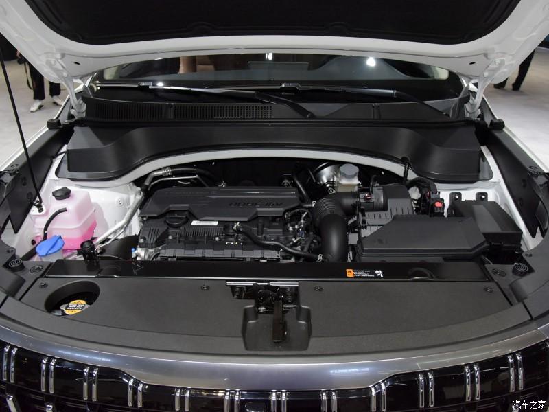 Động cơ của Kia Sportage Ace 2021