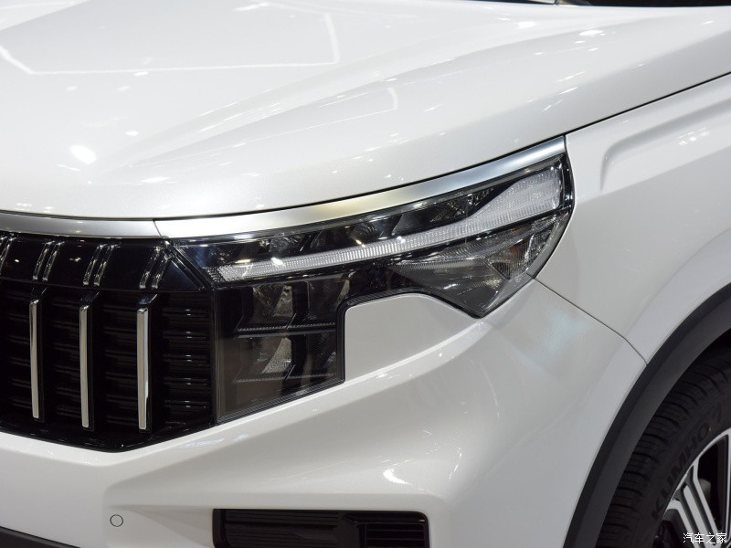 Đèn pha của Kia Sportage Ace 2021