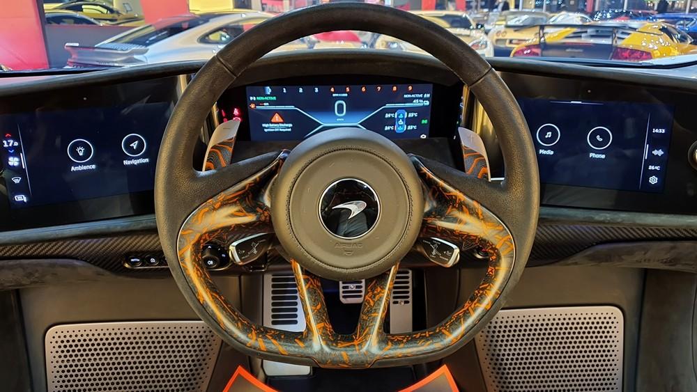 McLaren Speedtail có tốc độ 402 km/h