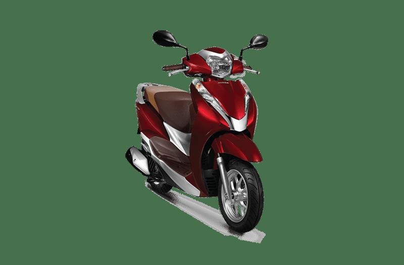 Ngoại hình Honda Lead 2021