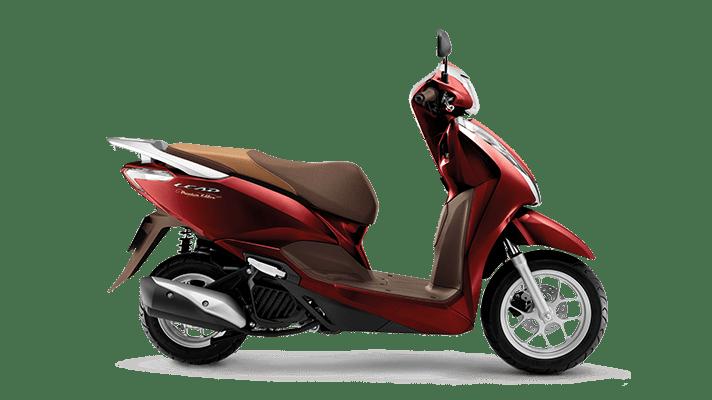 Tùy chọn màu sắc Honda Lead Cao cấp