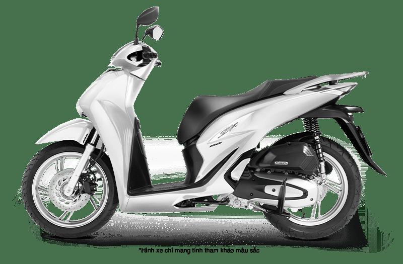 Xe Honda SH 2021 màu trắng