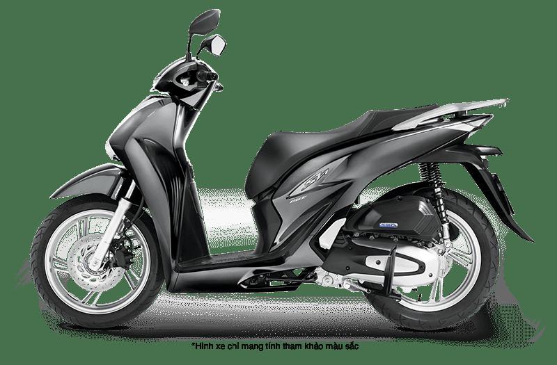 Xe Honda SH 2021 màu ghi