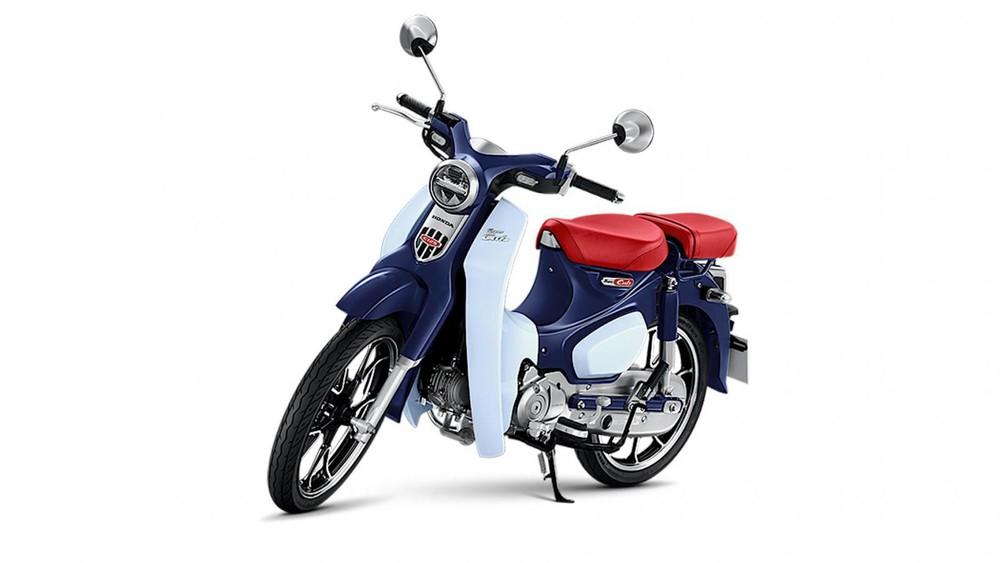 Honda Super Cub C125 2021 xanh đậm