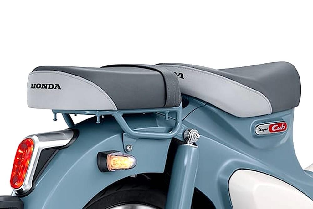 Đuôi xe Honda Super Cub C125