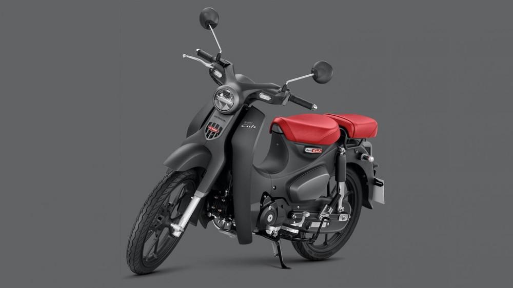 Tổng thể xe Honda Super Cub C125 2021