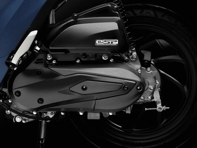 Động cơ xe Honda Vision 2021
