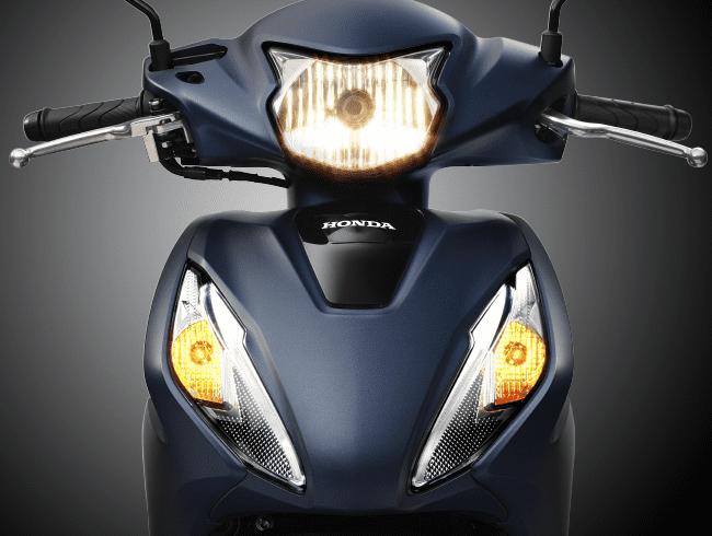 Thiết kế đầu xe Honda Vision 2021