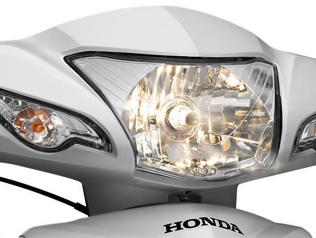 Phần đầu xe Honda Wave Alpha 110