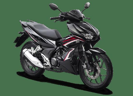 Honda Winner X phiên bản Thể thao màu đen: 45.990.000 đồng