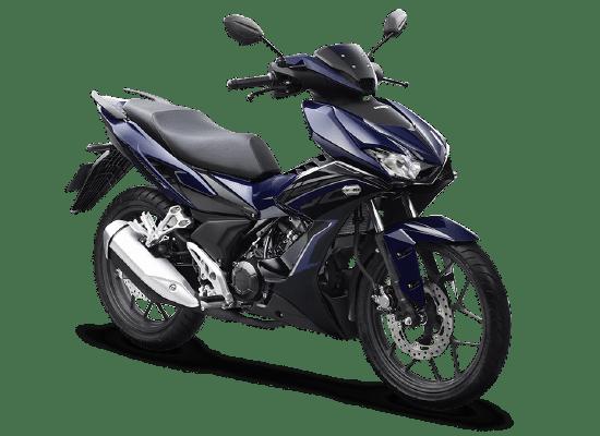 Honda Winner X phiên bản Thể thao: 45.990.000 đồng màu xanh đen