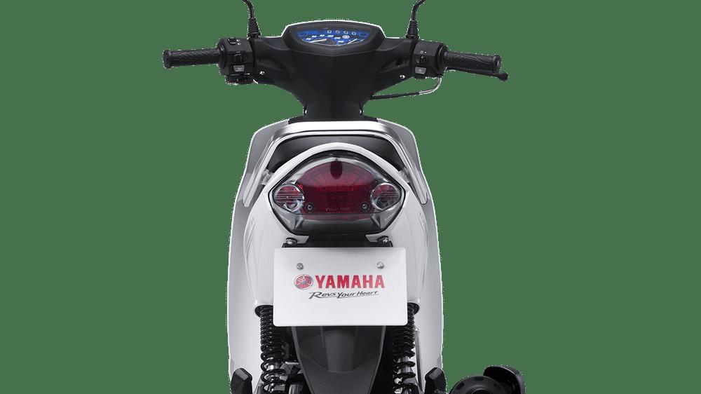 Đuôi xe  Yamaha Sirius
