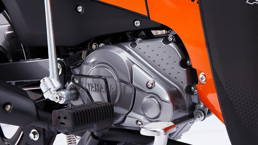 Động cơ 115cc của Yamaha Sirius FI 2021