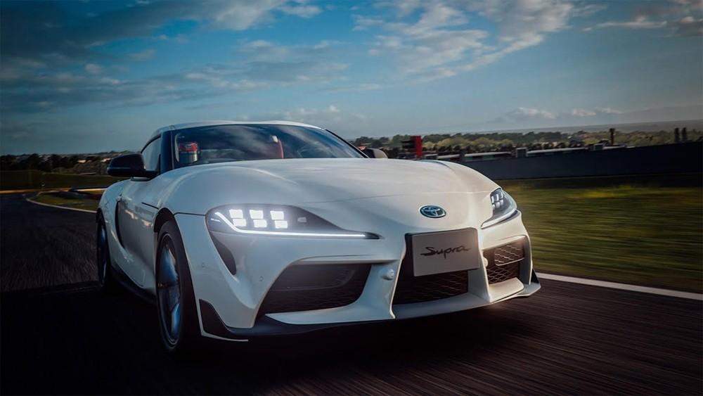 Hình ảnh từ Gran Turismo Sport