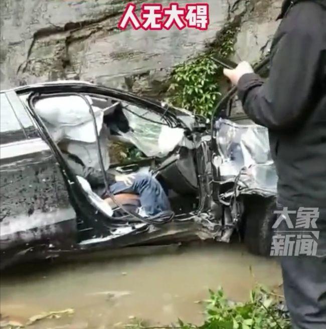 Không có ai tử vong trong vụ tai nạn này