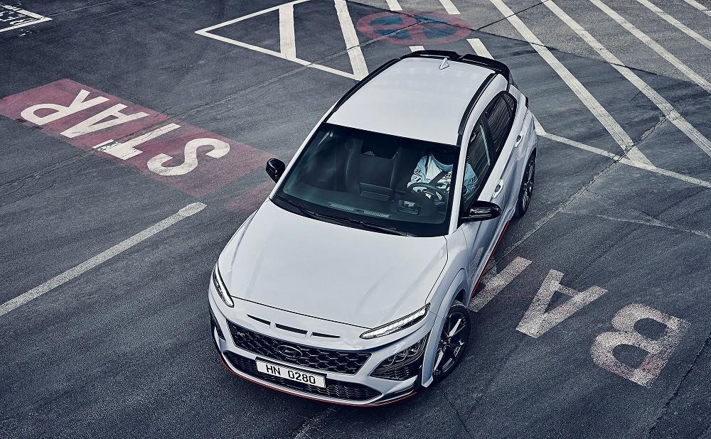Hyundai Kona N 2021 dùng động cơ giống i30 N