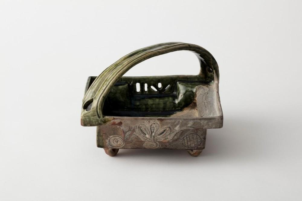 Gốm Oribe của Nhật Bản
