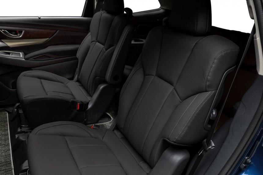 Subaru Evoltis 2021 tại Philippines chỉ có nội thất 7 chỗ
