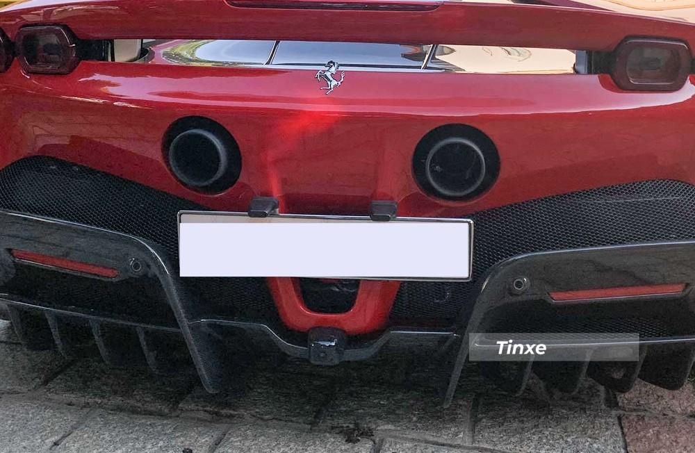 SF90 Stradale là chiếc siêu xe Ferrari mạnh nhất hiện nay