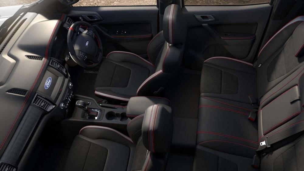 Ford Ranger Raptor thế hệ mới dự kiến ra mắt vào năm sau