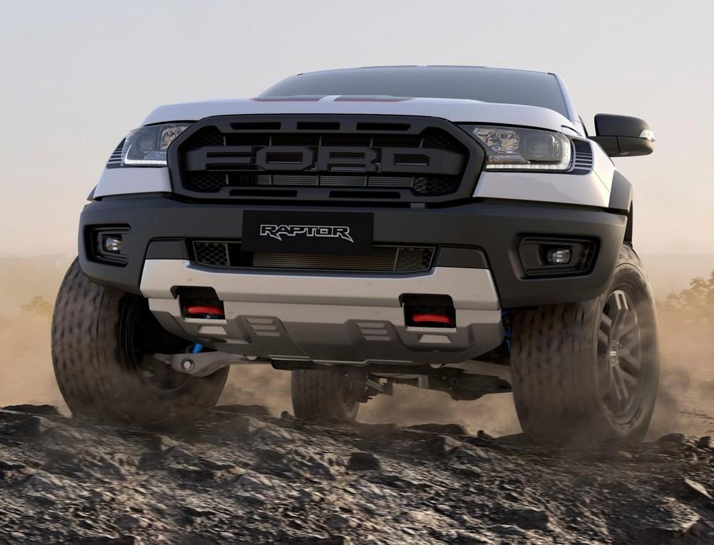 Động cơ của Ford Ranger Raptor X 2021 không thay đổi