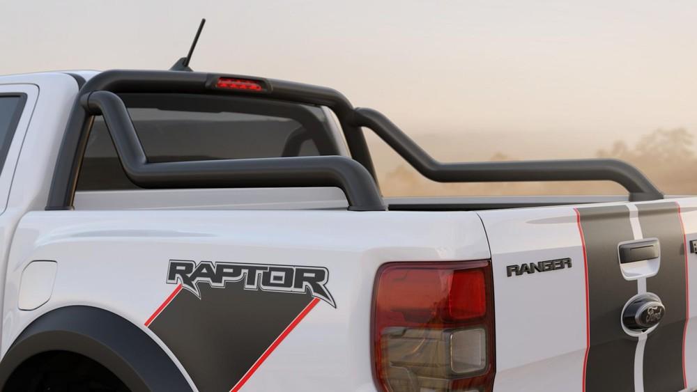 Vai bò của Ford Ranger Raptor X 2021