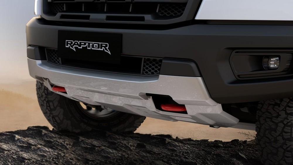 Ford Ranger Raptor thế hệ mới được đồn dùng động cơ V6