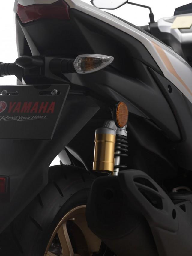 Yamaha NVX 2021 có giá bán lên tới hơn 60 triệu tại Malaysia