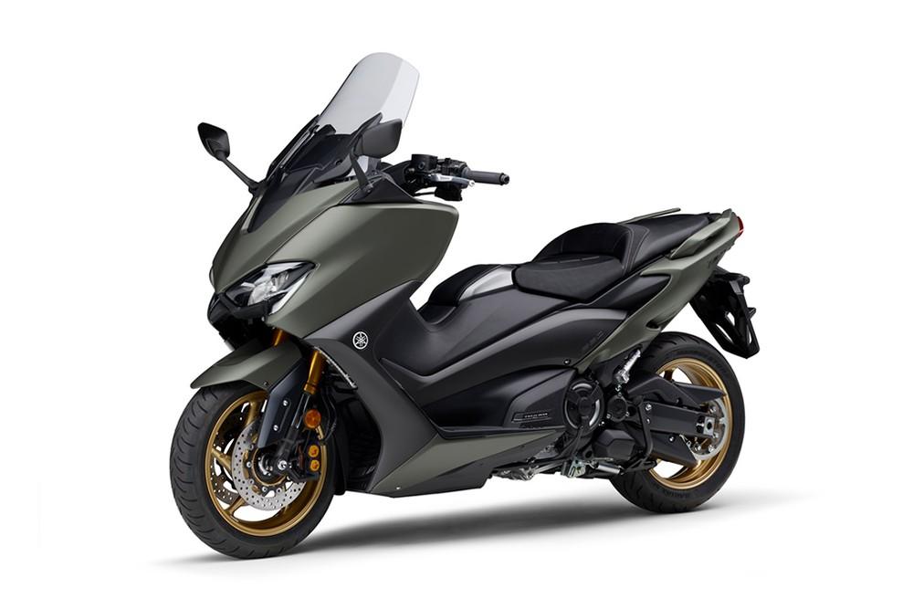 Thiết kế hoành tráng của Yamaha Tmax 560