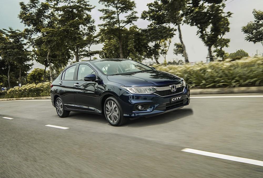 8.626 xe Honda City thuộc diện triệu hồi để khắc phục lỗi bơm xăng. (Hình minh hoạ)