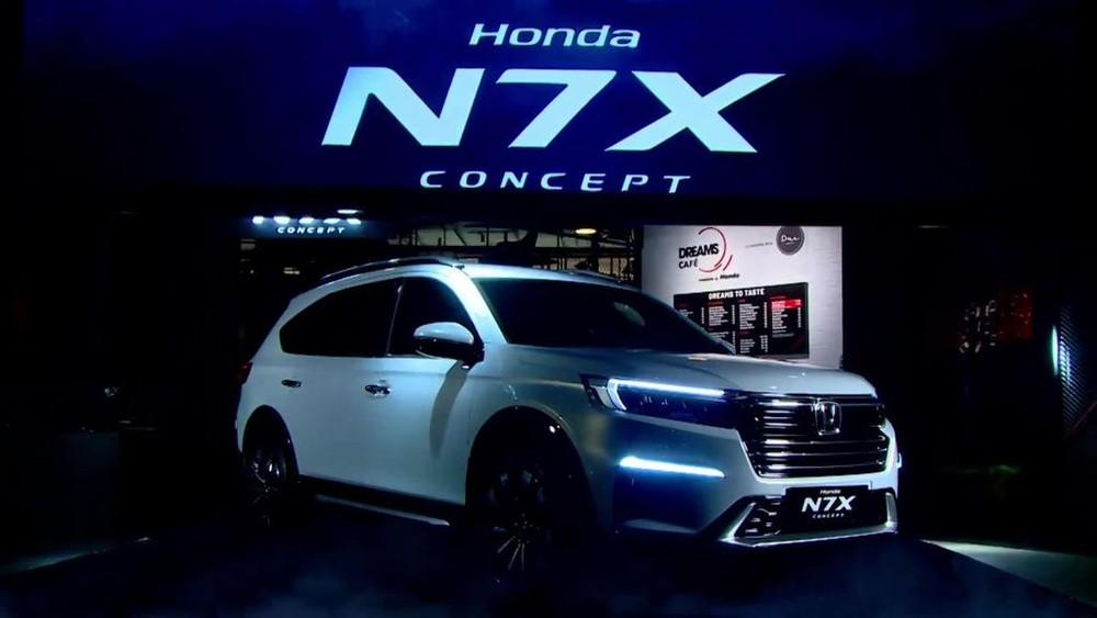 Honda N7X phiên bản thương mại sẽ trình làng vào tháng 8 năm nay
