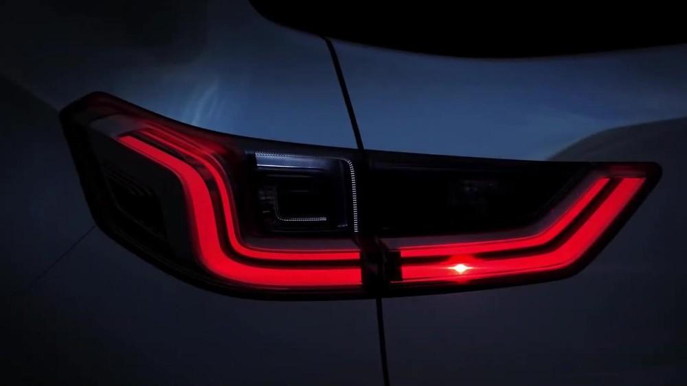 Đèn hậu của Honda N7X có thiết kế giống City 2021