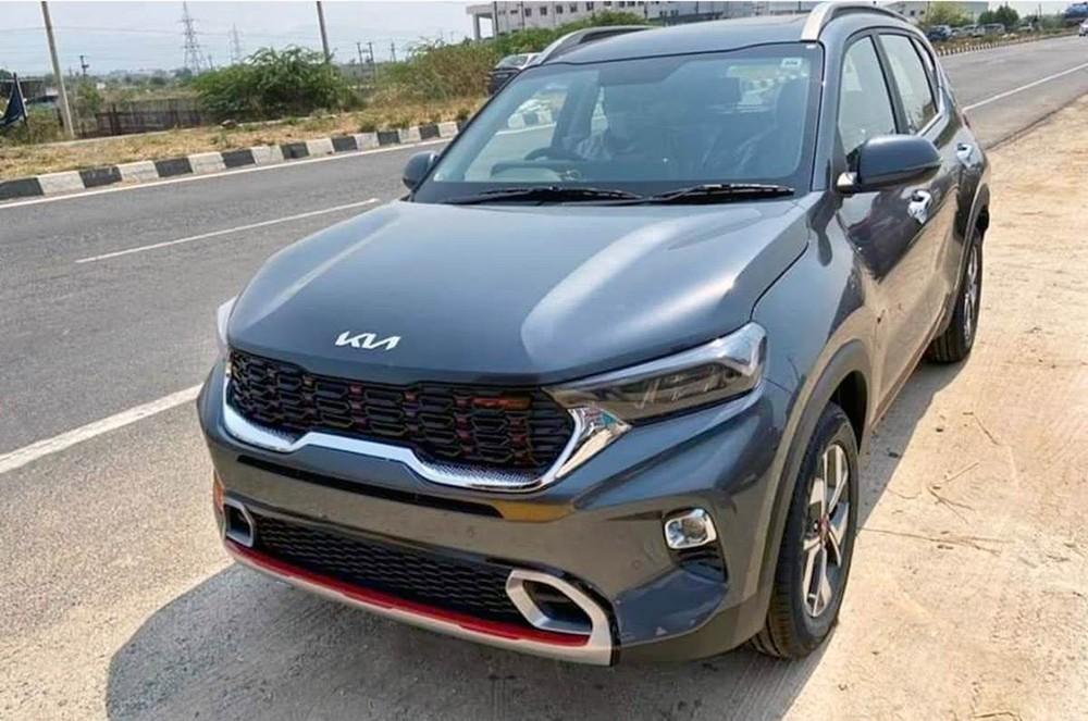 Động cơ của Kia Sonet 2021 tại Ấn Độ không có gì thay đổi