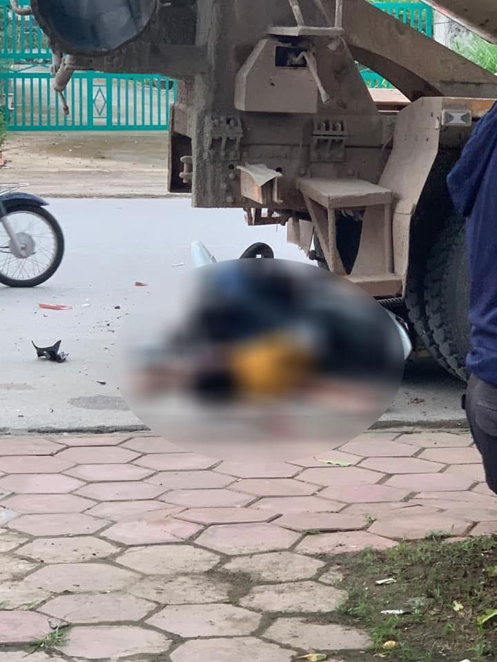 Nam thanh niên bị thương nặng sau vụ tai nạn