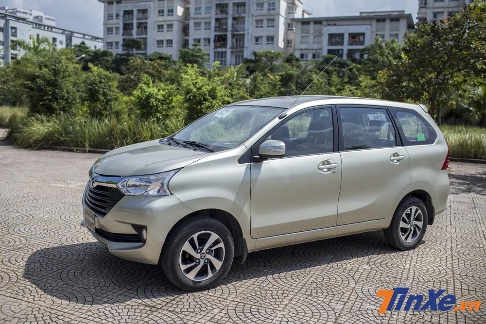 Những chiếc Toyota Avanza bị triệu hồi đều thuộc đời cũ, không phải là bản nâng cấp giữa vòng đời hiện đang được Toyota Việt Nam phân phối.