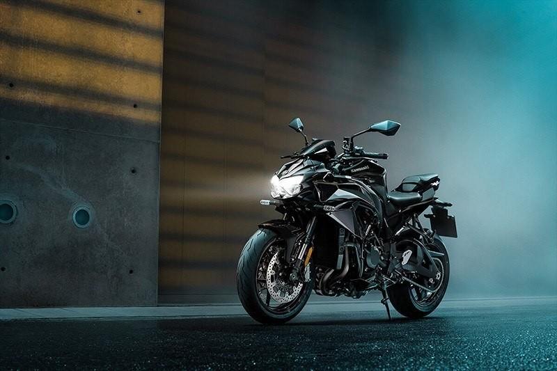 Siêu mô tô Kawasaki Ninja Z H2 2021