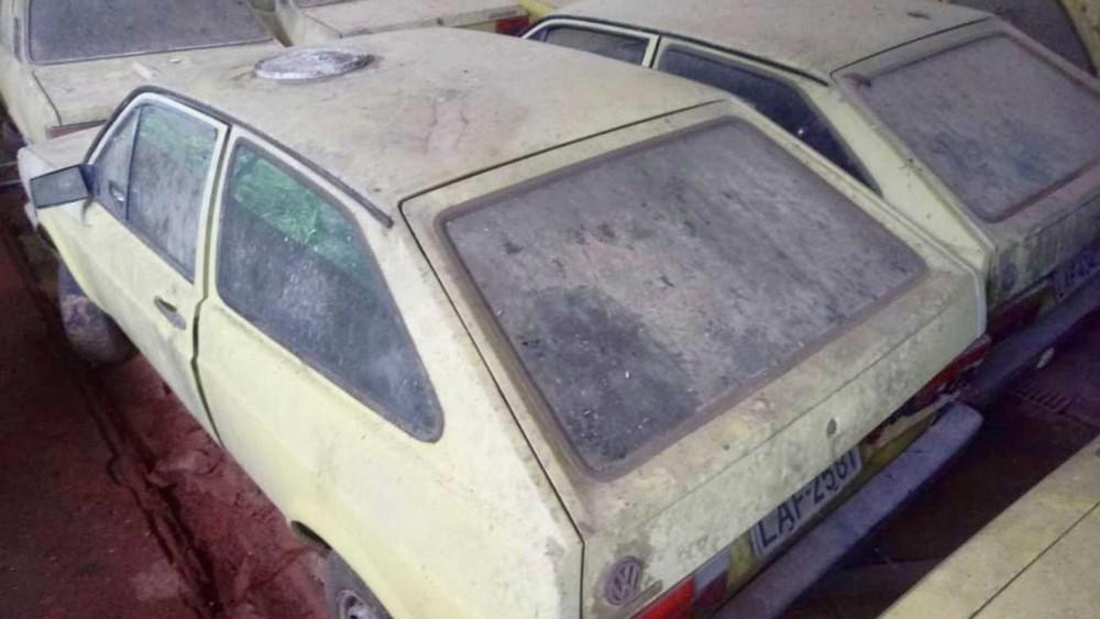 Chiếc Volkswagen Gol trong bộ sưu tập