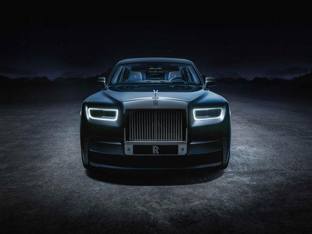 Rolls-Royce Phantom Tempus với số lượng giới hạn đúng 20 chiếc