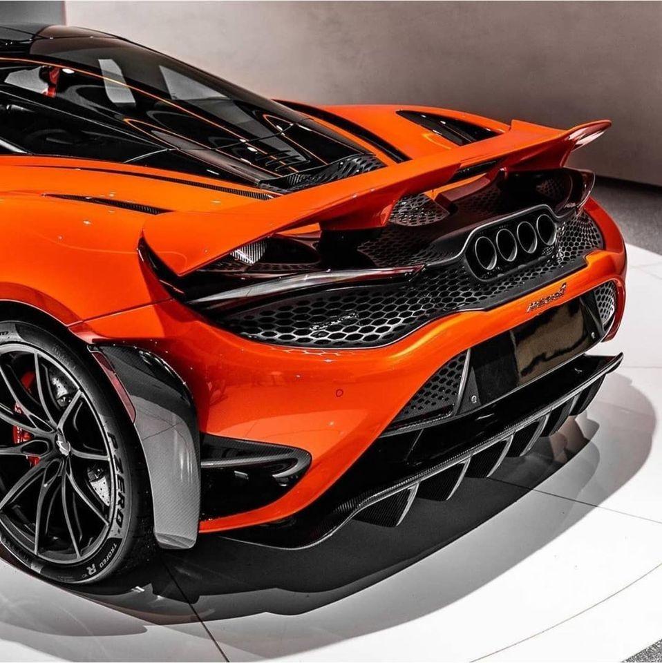 McLaren 765LT đang được nhiều nhà giàu Việt quan tâm
