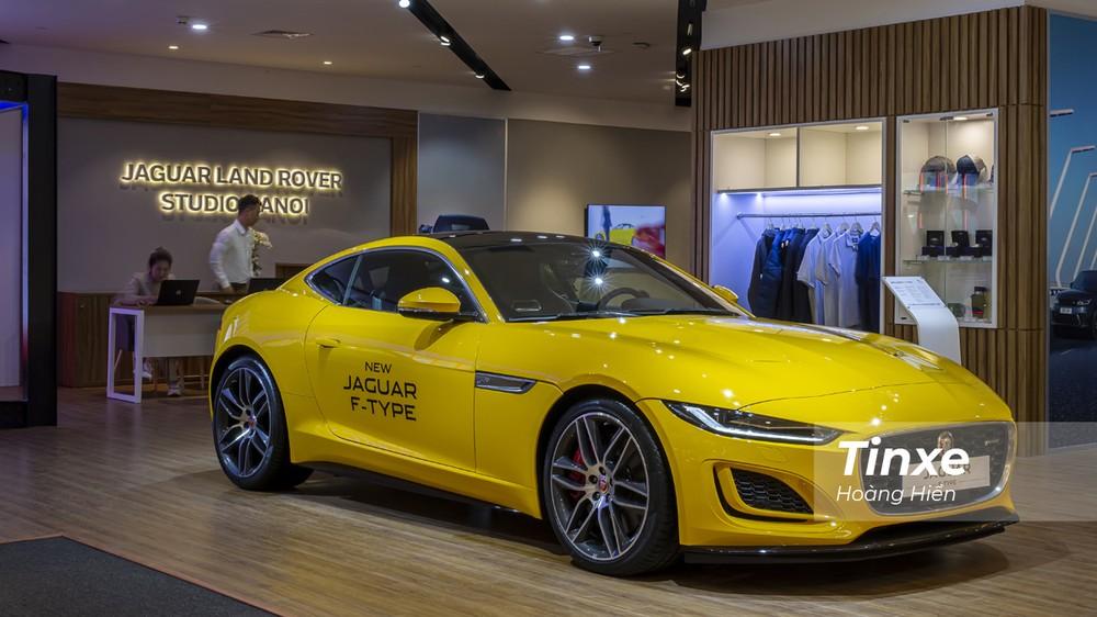 Những mẫu xe mới nhất của Jaguar Land Rover cũng sẽ được trưng bày tại đây.