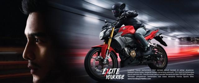 Honda CB150R Streetfire 2021 chính thức ra mắt