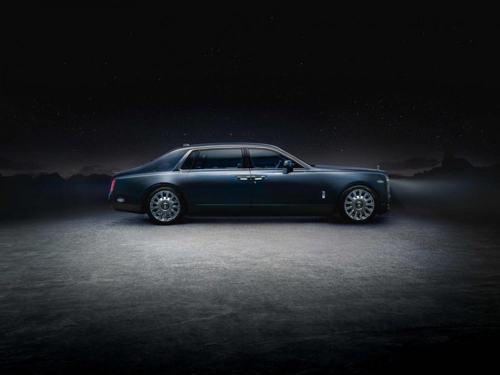 Rolls-Royce Phantom Tempus đã ra mắt trong triển lãm Ô tô Thượng Hải 2021